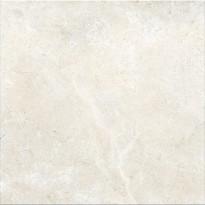 Lattialaatta Pukkila Kalkaria Alba Bianco, himmeä, sileä, 598x598mm