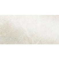 Lattialaatta Pukkila Kalkaria Alba Bianco, puolikiiltävä, sileä, 598x298mm