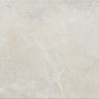 Lattialaatta Pukkila Kalkaria Alba Bianco, himmeä, karhea, 598x598mm