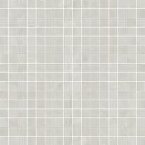 Mosaiikkilaatta Pukkila Cocoon mosaiikki White, himmeä, sileä, 18x18mm