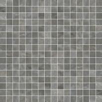 Mosaiikkilaatta Pukkila Cocoon mosaiikki Multigrey, himmeä, sileä, 18x18mm