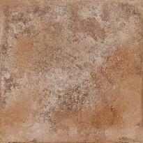 Lattialaatta Pukkila Cotto Med Cannella, himmeä, sileä, 500x500mm