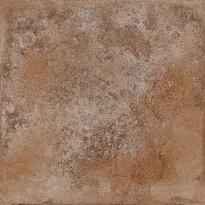Lattialaatta Pukkila Cotto Med Cannella, himmeä, karhea, 500x500mm