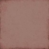 Lattialaatta Pukkila Art Nouveau Burgundy, himmeä, sileä, 200x200mm