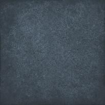 Lattialaatta Pukkila Art Nouveau Navy Blue, himmeä, sileä, 200x200mm