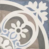 Kuviolaatta Pukkila Art Nouveau Music Hall, himmeä, sileä, 200x200mm
