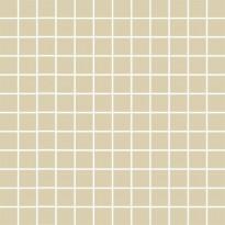 Mosaiikkilaatta Pukkila Mosaico Porcelanico Pearl, himmeä, sileä, 25x25mm