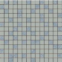 Mosaiikkilaatta Pukkila Mosaico Porcelanico Värimix 112-114, himmeä, sileä, 25x25mm
