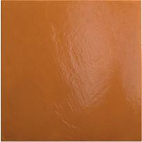 Seinälaatta Pukkila Habitat Tangerine, kiiltävä, sileä, 200x200mm