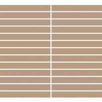Mosaiikkilaatta Pukkila Bel Air Cappucino, himmeä, sileä, 134x17mm