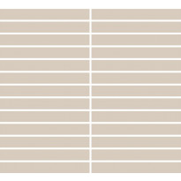 Mosaiikkilaatta Pukkila Bel Air Pearl, himmeä, sileä, 134x17mm
