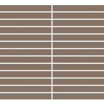 Mosaiikkilaatta Pukkila Bel Air Taupe, himmeä, sileä, 134x17mm