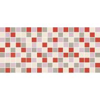 Kuviolaatta Pukkila Pasadena Multicolor, kiiltävä, sileä, 547x247mm