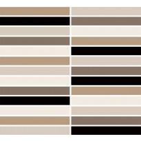 Mosaiikkilaatta Pukkila Bel Air Multicolor, himmeä, sileä, 134x17mm