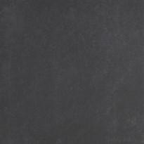 Lattialaatta Pukkila Keratech Black, himmeä, sileä, 150x150mm