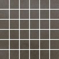 Mosaiikkilaatta Pukkila Universal Antracite, himmeä, sileä, 50x50mm