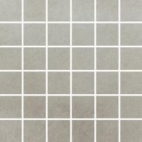 Mosaiikkilaatta Pukkila Universal Grey, himmeä, sileä, 50x50mm
