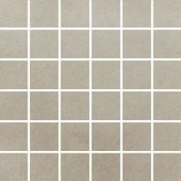 Mosaiikkilaatta Pukkila Universal Light Grey, himmeä, sileä, 50x50mm