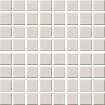 Mosaiikkilaatta Pukkila Nova Arquitectura Silver Grey, himmeä, sileä, 22x22mm