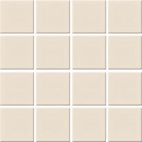 Mosaiikkilaatta Pukkila Nova Arquitectura Jasmine, himmeä, sileä, 47x47mm