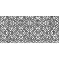 Kuviolaatta Pukkila Montserrat St Johns Grey, himmeä, sileä, 547x247mm