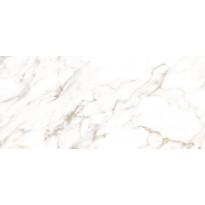 Seinälaatta Pukkila Luxury Calacatta Oro, kiiltävä, sileä, 547x247mm