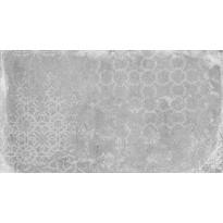 Kuviolaatta Pukkila Factory Wall Grey Antic, himmeä, sileä, 447x247mm