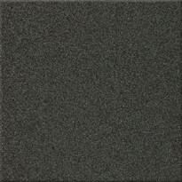 Lattialaatta Pukkila Keradur Technica Anthrazit Mix, himmeä, struktuuri, secura, 146x146mm