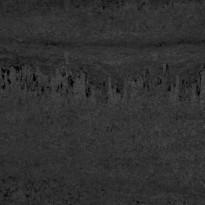 Lattialaatta Pukkila Freedom Nero, himmeä, sileä, 97x97mm
