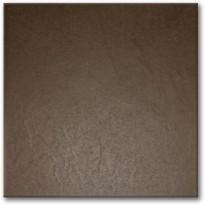 Lattialaatta Pukkila Kivi Brown, himmeä, sileä, 333x333mm