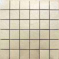 Mosaiikkilaatta Pukkila Kivi Beige, himmeä, sileä, 53x53mm
