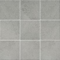 Lattialaatta Pukkila Landstone Grey, kuvioitu, himmeä, sileä, 97x97mm