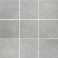 Lattialaatta Pukkila Europe Grey, himmeä, sileä, 97x97mm