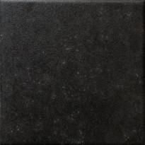 Lattialaatta Pukkila Nordstone Black, himmeä, sileä, 97x97mm