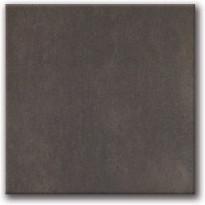 Lattialaatta Pukkila Tellus Prospero Blackbrown, himmeä, sileä, 296x296mm