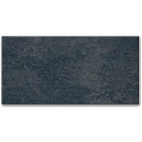 Lattialaatta Pukkila Tellus Calypso Black, himmeä, sileä, 596x296mm