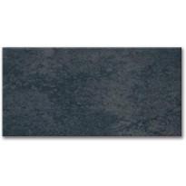 Lattialaatta Pukkila Tellus Calypso Black, himmeä, karhea, 596x296mm
