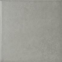 Lattialaatta Pukkila Geo Grey, himmeä, sileä, 97x97mm