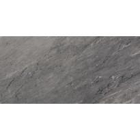 Lattialaatta Pukkila Luxury Stone Bardiglio Tummanharmaa, himmeä, sileä, 987x493mm