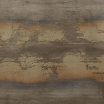 Lattialaatta Pukkila Iron Stone Rust, himmeä, sileä, 597x597mm