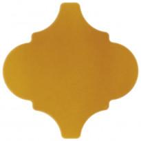 Seinälaatta Pukkila Arabesque Ambar, kiiltävä, sileä, 150x150mm