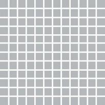 Mosaiikkilaatta Pukkila Pro Technic Color Dark Grey, kiiltävä, sileä, 23x23mm