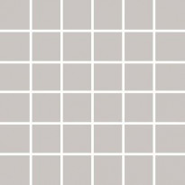 Mosaiikkilaatta Pukkila Pro Technic Color Greige, himmeä, sileä, 47x47mm