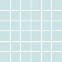 Mosaiikkilaatta Pukkila Pro Technic Color Calipso, himmeä, sileä, 47x47mm