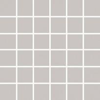 Mosaiikkilaatta Pukkila Pro Technic Color Greige, kiiltävä, sileä, 47x47mm