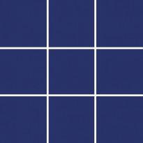 Lattialaatta Pukkila Pro Technic Color Cobalt Blue, himmeä, karhea, R10/B, 97x97mm
