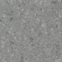 Lattialaatta Pukkila Ceppostone Dark Grey, karhea, 597x597mm