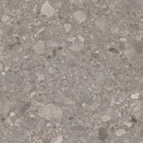 Lattialaatta Pukkila Ceppostone Dark Greige, karhea, 597x597mm