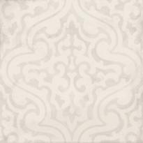 Kuviolaatta Pukkila Heritage Henna Grey, himmeä, sileä, 200x200mm
