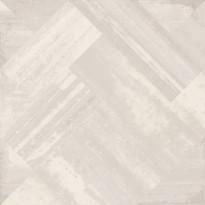 Kuviolaatta Pukkila Heritage Brush Grey, himmeä, sileä, 200x200mm